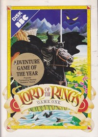 The Lord of the Rings Game One (disk)