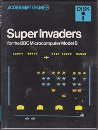 Super Invaders (disk)