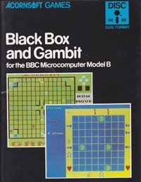 Black Box and Gambit (Disk)