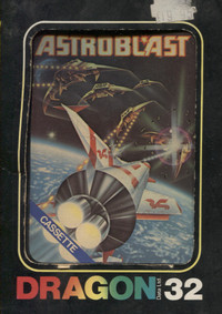 Astroblast (Colour Cover)