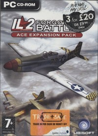 Il2 Sturmovik: Forgotten Battles Ace Expansion Pack