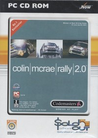 Colin Macrae Rally 2.0 (Sold Out)