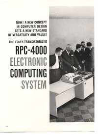 RPC-4000 Electronic Computing System