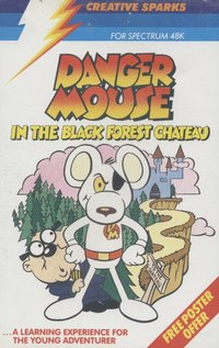 Danger Mouse in The Black Forest Chateau