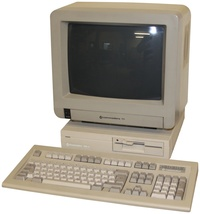 Commodore PC-I