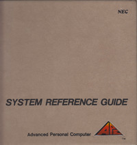 APC System Reference Guide