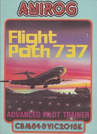 Flight Path 737 (C64 & Vic20)