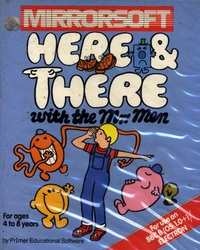 Here and There With the Mr. Men