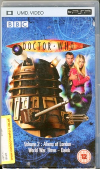 Doctor Who Vol. 2
