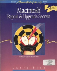 Macintosh Repair & Upgrade Secrets