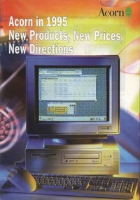 Acorn in 1995 Products and Prices