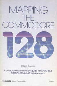 Mapping the Commodore 128