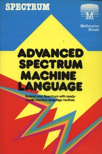 Advanced Spectrum Machine Language