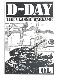 D Day - The Classic Wargame