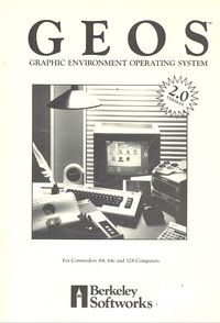 GEOS - Graphic Environment Operating System