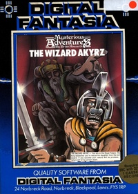 The Wizard Akyrz