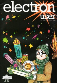 Electron User - November 1983 - Vol 1 No 2