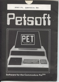PetSoft Stock Control (Disk)