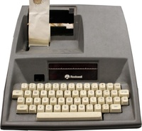 Rockwell AIM-65 computer (Grey Case)