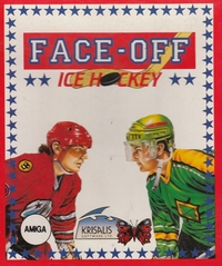 Face Off  Ice Hockey