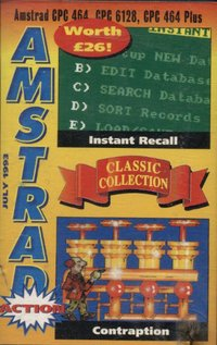 Amstrad Action Pack (Tape 28)