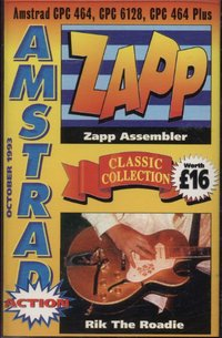 Amstrad Action Pack (Tape 31)