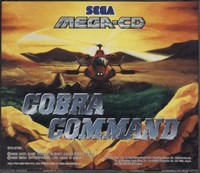Sol Feace/Cobra Command