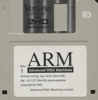 Arm 1.6.1 Source patches