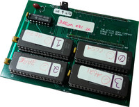 Active Book Eprom Test Board
