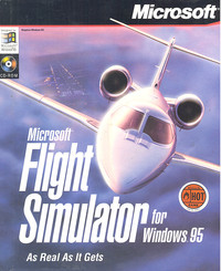 Flight Simulator for Windows 95