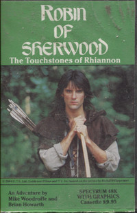 Robin of Sherwood - The Touchstones of Rhiannon