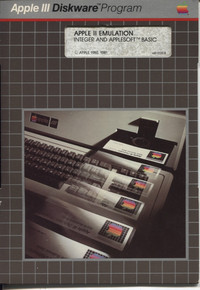 Apple II Emulation: Integer & Applesoft BASIC (Apple III)