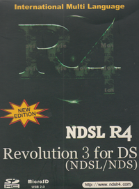 NDSL R4 Revolution 3 New Edition