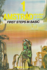 Amstrad 464,664 - First Steps in BASIC