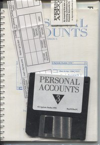 Personal Accounts 3