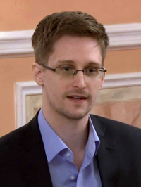 Edward Snowden Leaks Top Secret Documents