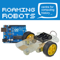 Roaming Robots - Tuesday 6th August 2019
