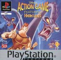 Disney's Action Game Featuring Hercules