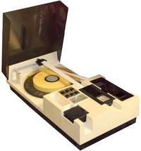 GN Telematic 4601 Tape Reader/Punch Station