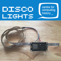 Disco Lights - Friday 26th July 2019