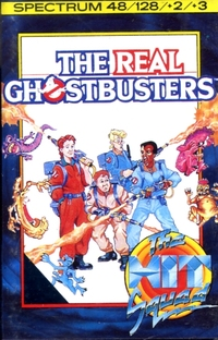The Real GhostBusters (Hit Squad Edition)