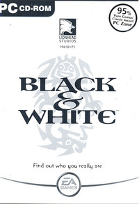Black & White (White Cover)