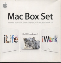 Mac Box Set (2009)