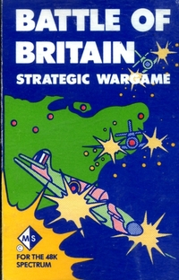 Battle Of Britain Strategic Wargame