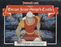 Dragon's Lair: Escape From Singes Castle