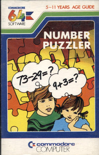 Number Puzzler