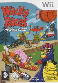 Wacky Races Crash and Dash