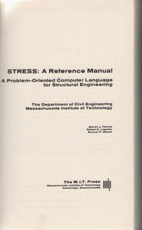 Stress: A Reference Manual