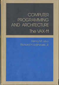 Computer Programming and Architecture VAX 11
