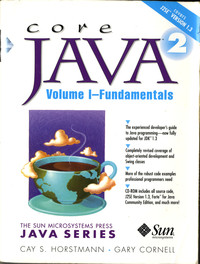Core Java 2 Volume 1 Fundamentals